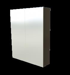 Szafka Scandic 841 z lustrem, dąb palony 60 cm