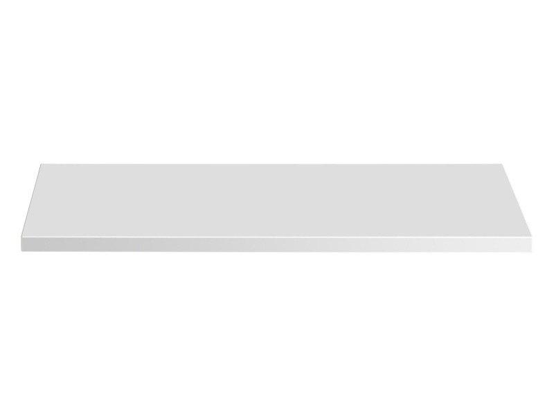 Blat 80 cm Capri 891 biały połysk