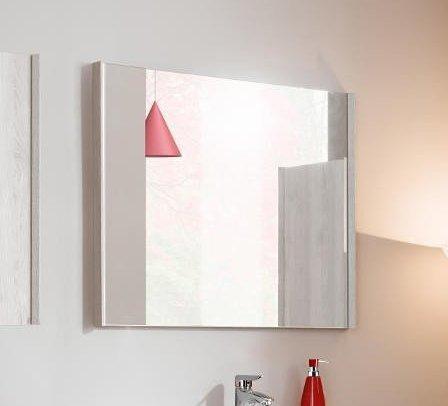 Lustro łazienkowe 80 cm Jenny Dąb Sosna