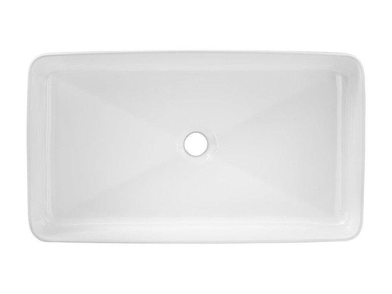 Nowoczesna umywalka E-6275 WHITE