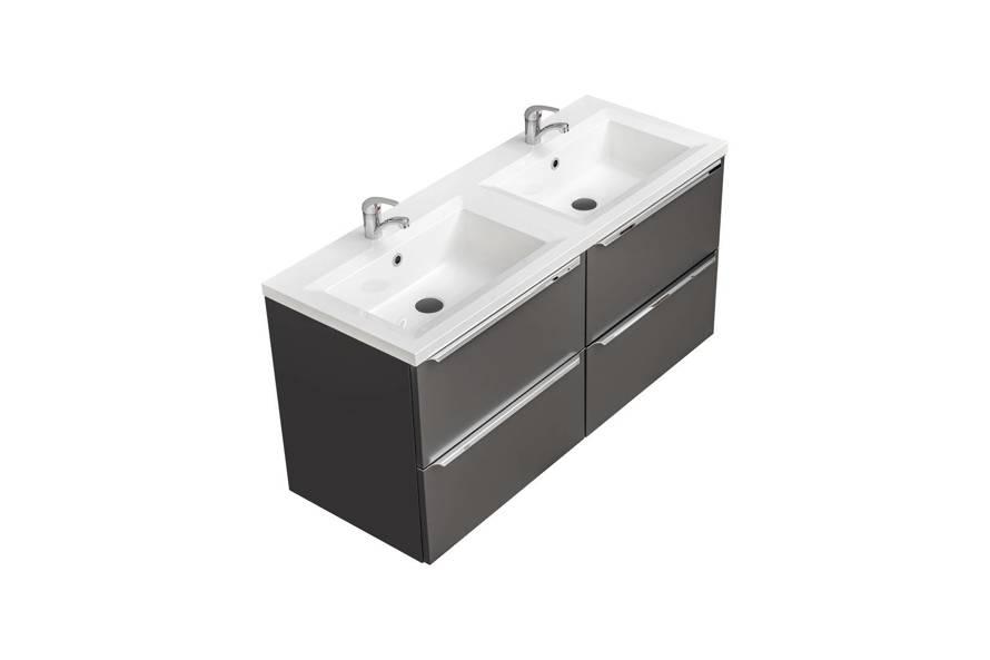 Szafka z umywalką 120 cm Capri Cosmos 820