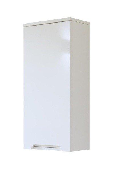 Wisząca szafka łazienkowa biały połysk Galaxy White