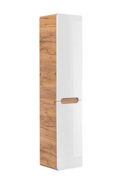 Zestaw mebli łazienkowych 60 cm Aruba ze słupkiem z koszem