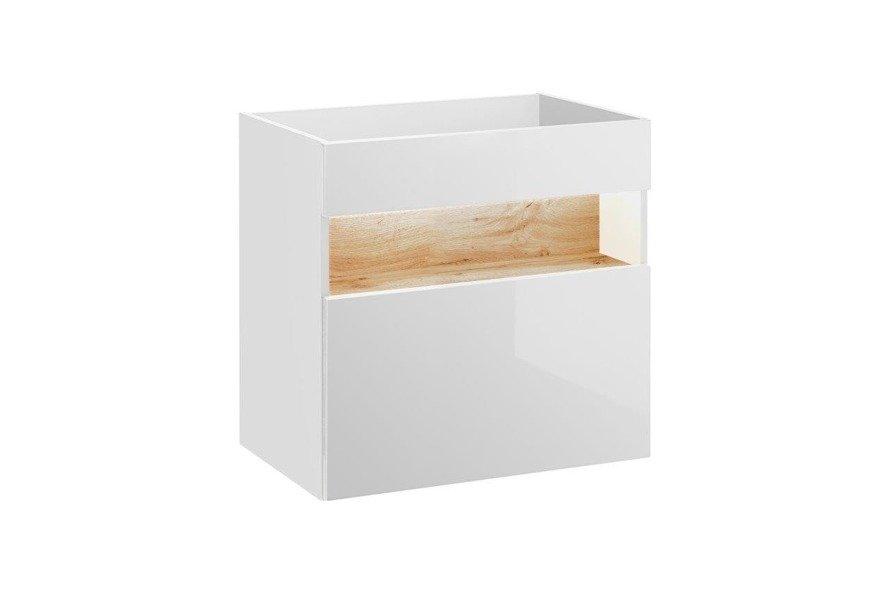 Zestaw mebli łazienkowych 60 cm Bahama White